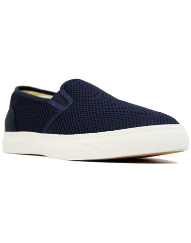Ettrick LYLE & SCOTT Men's Retro 80s Mesh Trainers