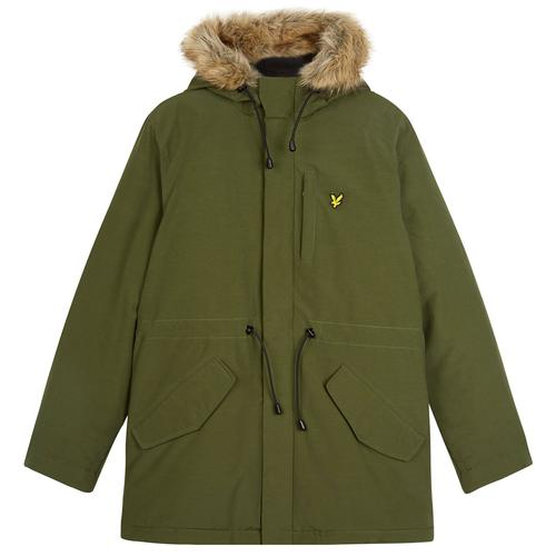 Lyle & Scott Microfleece Parka