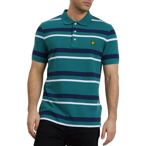 Lyle & Scott Mod Casuals Polo in Green