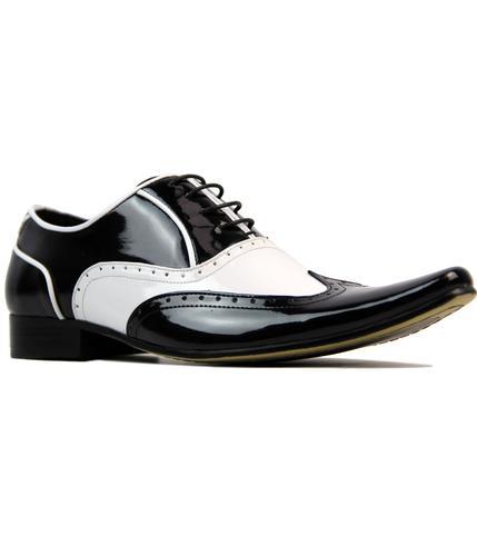 Spatz Shoes Patent Leather
