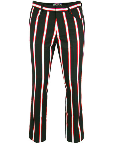 Hapshash 2 MADCAP ENGLAND 60s Mod Bootcut Trousers