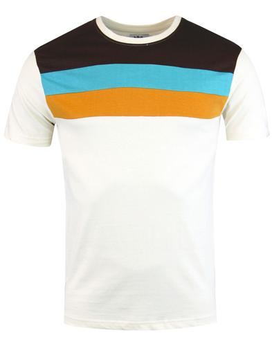 madcap england collibosher mod chest stripe tee