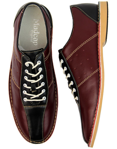 madcap england dude northern soul bowling shoes