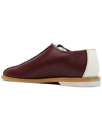 best website 5f765 78a7e madcap england dudette northern soul bowling shoes
