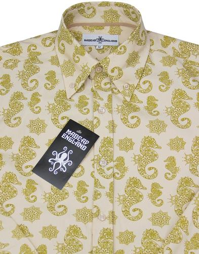madcap england love is the law seahorse mod shirt