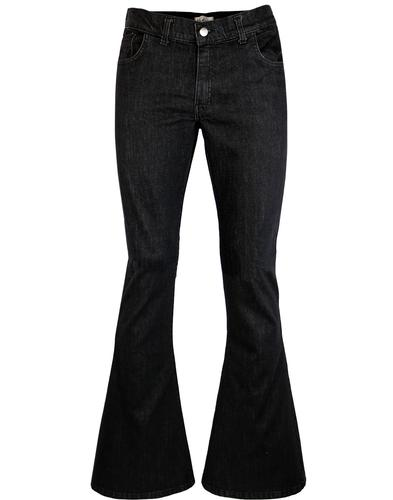 madcap england rock stretch 70s bellbottom flares