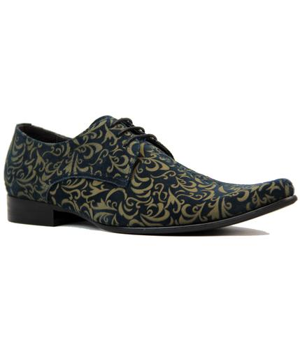 Jag MADCAP ENGLAND 60s Mod Paisley Winklepickers N