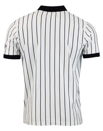 madcap stripe polo white navy mod