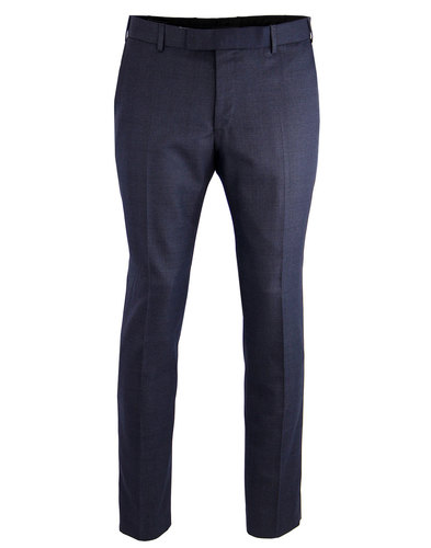 MADCAP ENGLAND Mod Check Retro Slim Fit Trousers