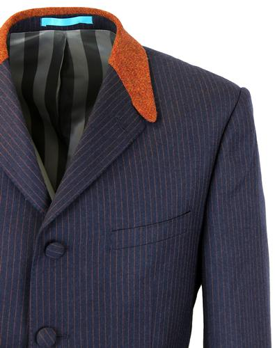 MADCAP ENGLAND RETRO MOD 4 BUTTON SUIT