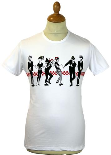 MADCAP SKA SKANKING CHRISTMAS PARTY T-SHIRT SS