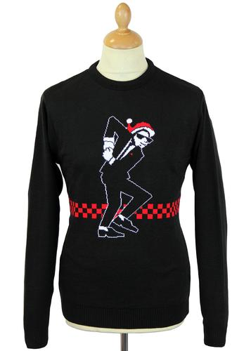 Have Yourself A Skanking Little Christmas Jumper