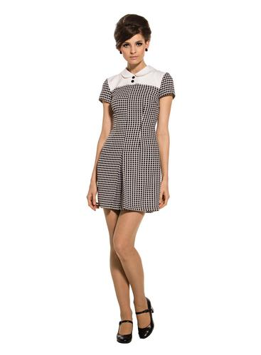 MARMALADE DRESSES RETRO MOD PETER PAN 60S DRESS