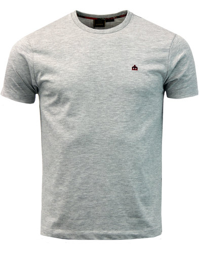 Keyport MERC Men's Retro Signature T-Shirt GREY