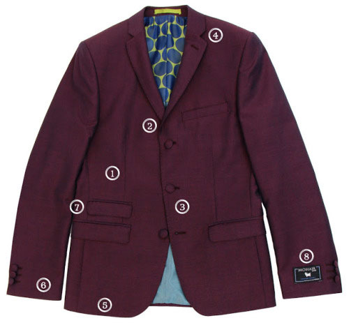 The Mod Suit Jacket