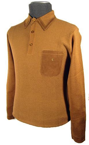 ochre ltd edition gabicci polo main.jpg