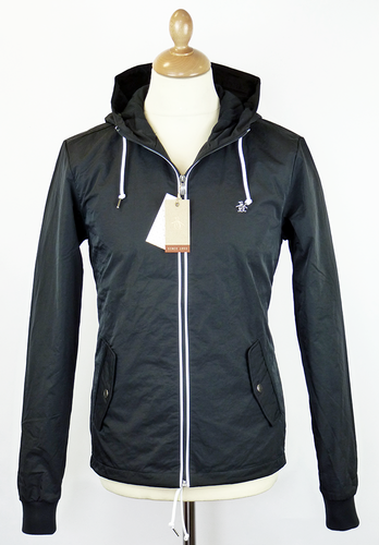 Hooded Ratner ORIGINAL PENGUIN Retro Jacket (TB)