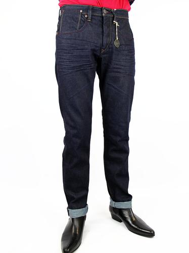 P0200 ORIGINAL PENGUIN Retro Mod Slim Jeans (DB)