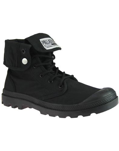 Baggy Army Training Camp PALLADIUM Retro Boots (B)