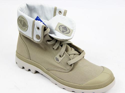 Baggy Lite PALLADIUM Retro Indie Rip Stop Boots A