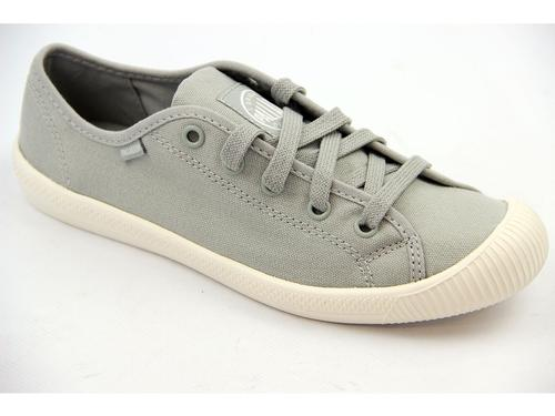 Flex Lace PALLADIUM Vintage Look Canvas Trainer M