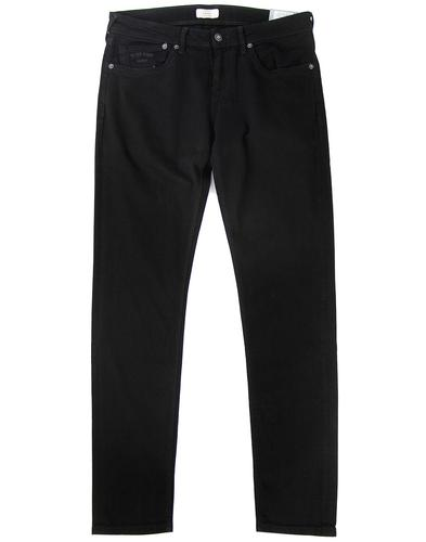 PEPE JEANS MENS RETRO MOD HATCH JEANS BLACK