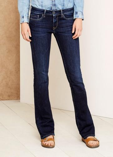 PEPE JEANS WOMENS PICCADILLY BOOTCUT JEANS