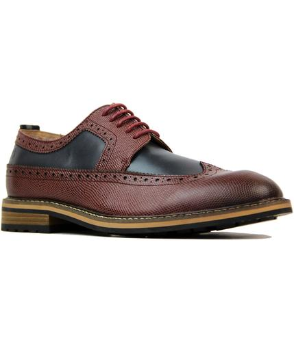 Turnmill PETER WERTH Retro Scotch Grain Brogues