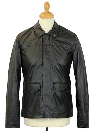 PETER WERTH RETRO MOD MENS FIELD JACKET BISHOP
