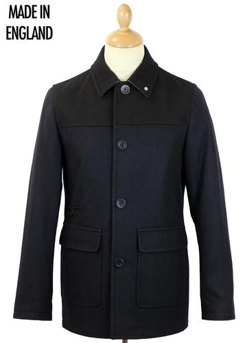 PETER WERTH RETRO MOD DONKEY JACKET COAT