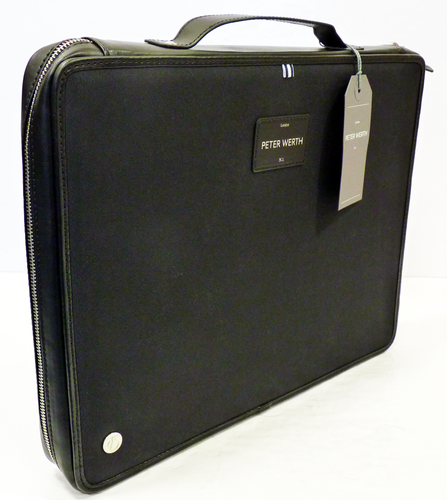 Harden PETER WERTH Retro Mod Laptop Document Case