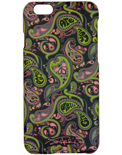 PRETTY GREEN Experienced Paisley iPhone 6 Case