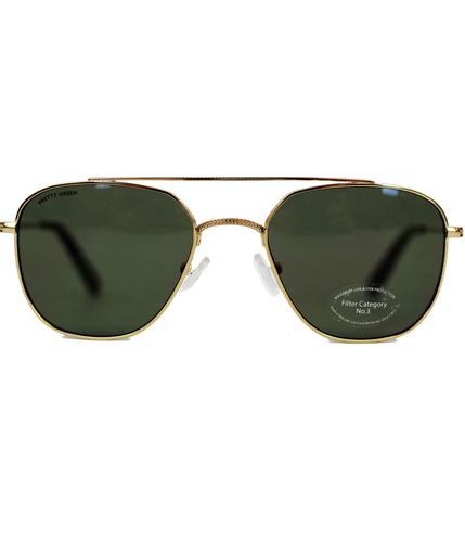 PRETTY GREEN RETRO MOD CARAVAN AVIATOR SUNGLASSES