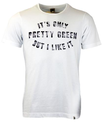 PRETTY GREEN ITS ONLY PRETTY GREEN T-SHIRT