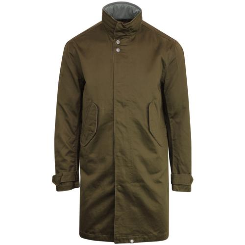 Pretty Green Concealed Hood Mac