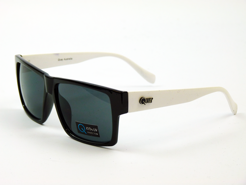 Who RU QUAY SUNGLASSES Retro Indie Sunglasses