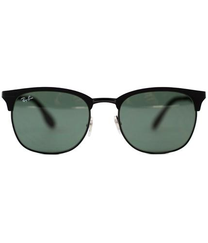 Clubmaster Sunglasses Black