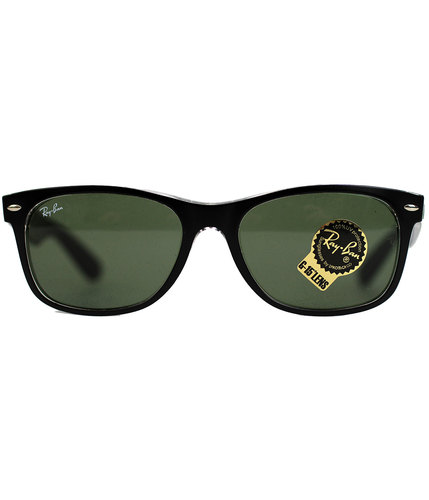 New Wayfarer RAY-BAN Retro Mod Wayfarer Sunglasses