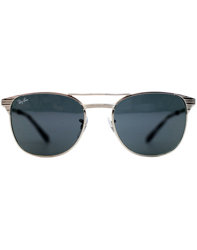 Signet RAY-BAN Retro 50s Icons Sunglasses - Silver