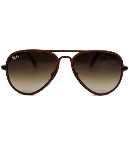 RAY-BAN RETRO MOD LITEFORCE AVIATOR BRONZE