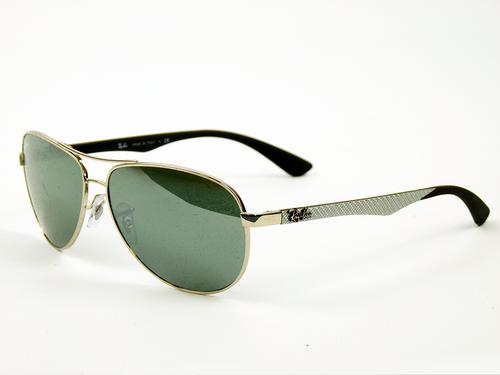 b049f161f1 Ray-Ban Tech Carbon Fibre Sunglasses ORB8313 - 003 Mirror