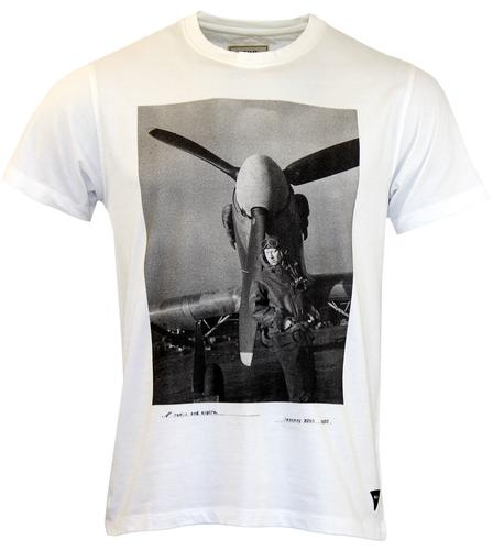 REALM AND EMPIRE BATTLE OF BRITAIN T-SHIRT