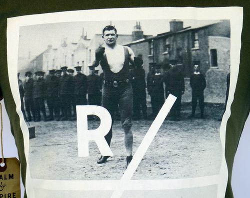 Pat O'Keefe REALM & EMPIRE Retro WW1 Photo Tee