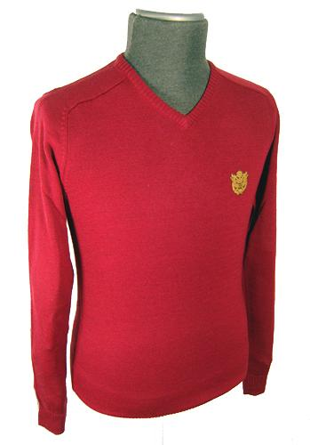'Profanity' - Retro Indie Mens Jumper by FLY53 (R)