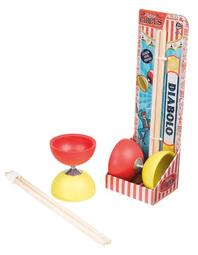 Diabolo RIDLEYS Retro Spinning Spool Juggling Toy