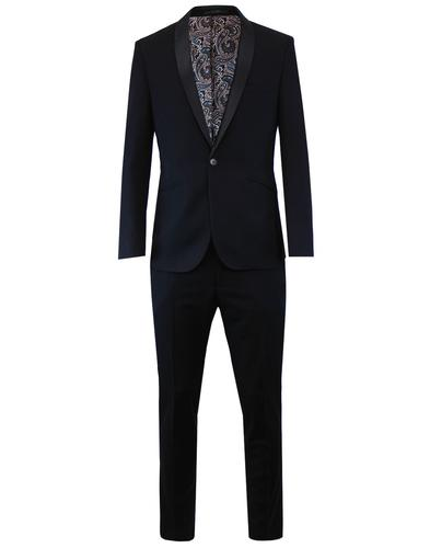 Men's Retro Shawl Collar Dinner/Prom Suit