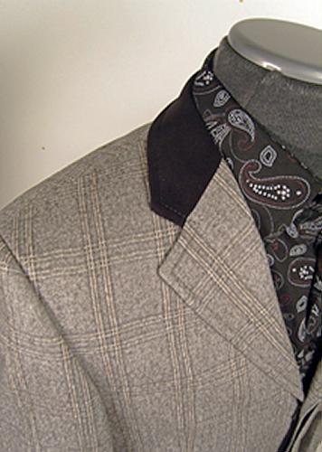 'The Untouchable' - Retro Sixties Mod Jacket (SG)