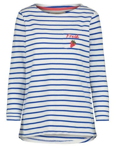 Brighton Fresh SUGARHILL BOUTIQUE Retro Breton Top