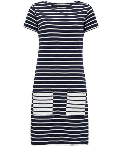 Cheryl SUGARHILL BOUTIQUE Nautical Stripe Dress