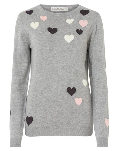 Rita SUGARHILL BOUTIQUE Retro Sweethearts Jumper